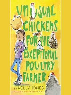 cover image of Unusual Chickens for the Exceptional Poultry Farmer