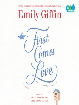 first comes love emily giffin reviews