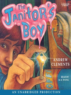 cover image of The Janitor's Boy