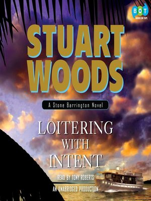 cover image of Loitering With Intent