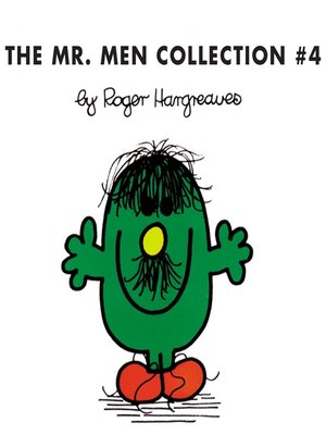 cover image of The Mr. Men, Collection 4