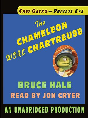cover image of The Chameleon Wore Chartreuse