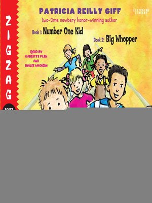 cover image of Zigzag Kids Collection, Books 1 and 2