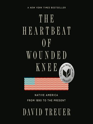 cover image of The Heartbeat of Wounded Knee