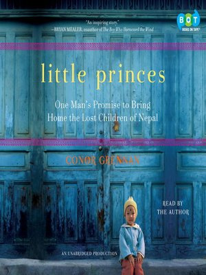 cover image of Little Princes