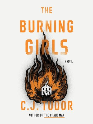 cover image of The Burning Girls