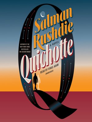 cover image of Quichotte