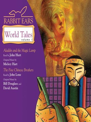 cover image of Rabbit Ears World Tales, Volume 1