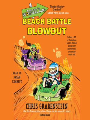cover image of Beach Battle Blowout