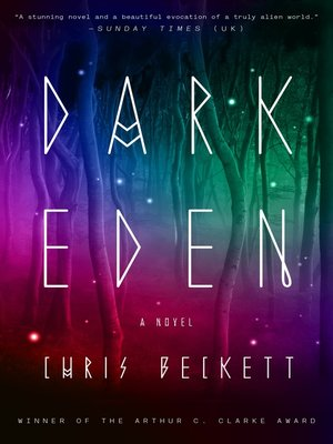 cover image of Dark Eden