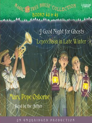 cover image of Magic Tree House, Books 42 & 43