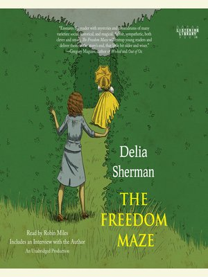 cover image of The Freedom Maze