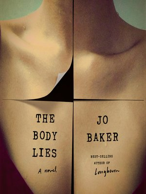 cover image of The Body Lies