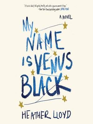 cover image of My Name Is Venus Black