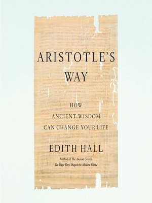 cover image of Aristotle's Way