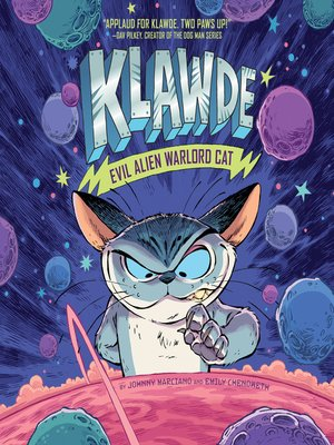 cover image of Klawde: Evil Alien Warlord Cat