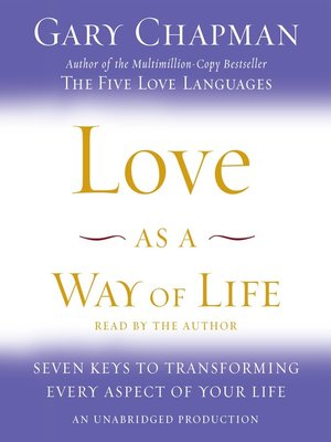 cover image of Love as a Way of Life