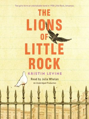 cover image of The Lions of Little Rock