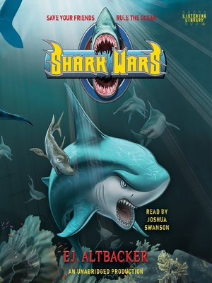 cover image of Shark Wars