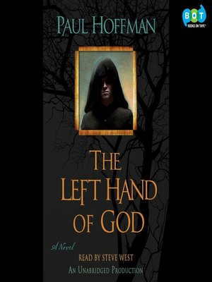 cover image of The Left Hand of God