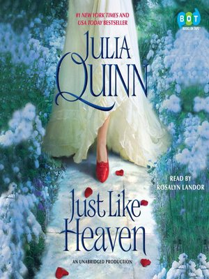 cover image of Just Like Heaven