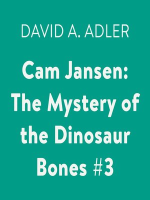 cover image of The Mystery of the Dinosaur Bones