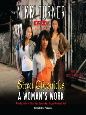 cover image of A Woman's Work