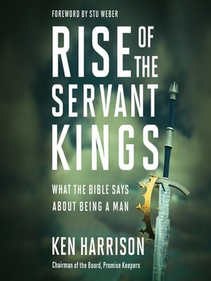 cover image of Rise of the Servant Kings