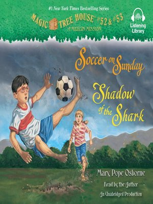 cover image of Magic Tree House, Books 52 & 53