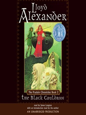 cover image of The Black Cauldron