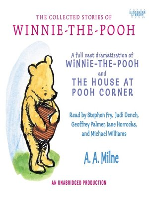 cover image of The Collected Stories of Winnie-the-Pooh