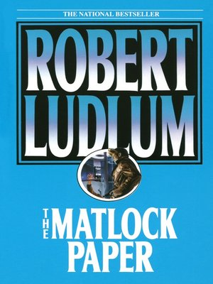 cover image of The Matlock Paper