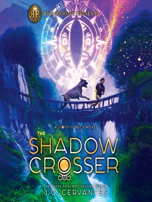 cover image of The Shadow Crosser (A Storm Runner Novel, Book 3)