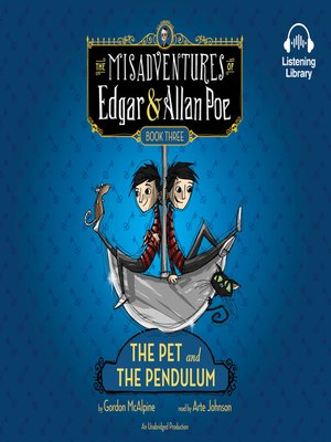 cover image of The Pet and the Pendulum