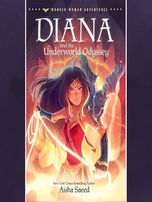 cover image of Diana and the Underworld Odyssey