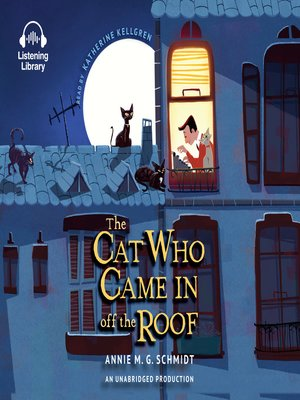 cover image of The Cat Who Came In Off the Roof