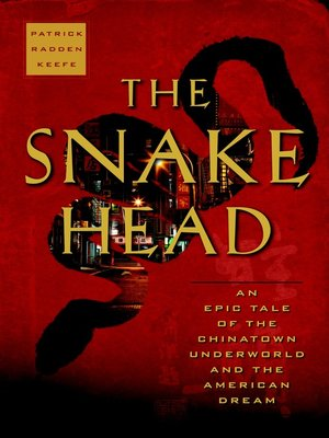 cover image of The Snakehead