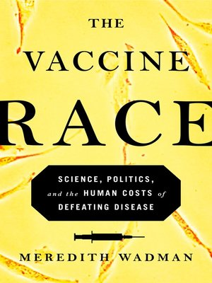 cover image of The Vaccine Race