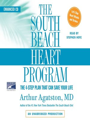 cover image of The South Beach Heart Program