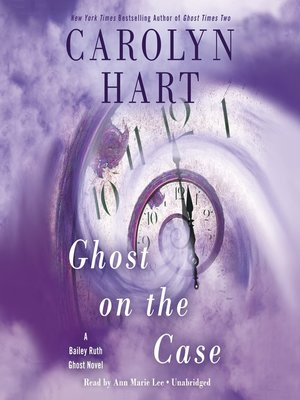 cover image of Ghost on the Case