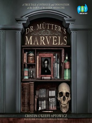 cover image of Dr. Mütter's Marvels