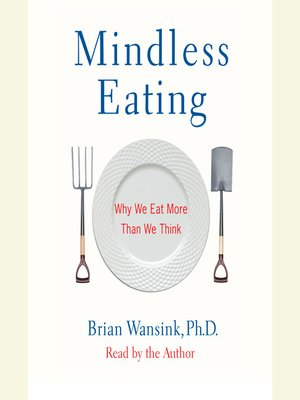 cover image of Mindless Eating
