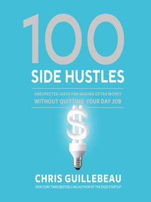 cover image of 100 Side Hustles