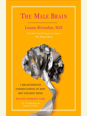 cover image of The Male Brain