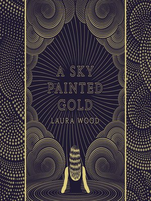 cover image of A Sky Painted Gold