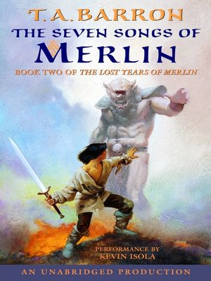 cover image of The Seven Songs of Merlin