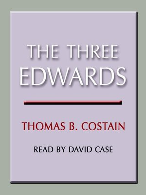 cover image of The Three Edwards