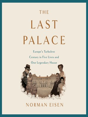 cover image of The Last Palace