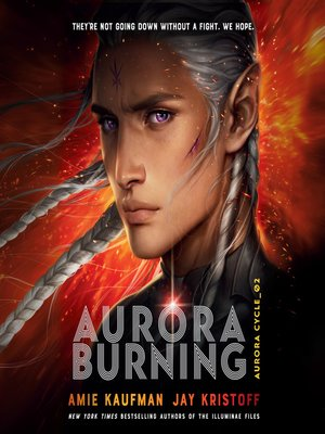 cover image of Aurora Burning