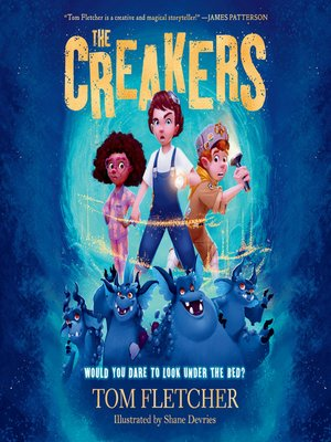 cover image of The Creakers